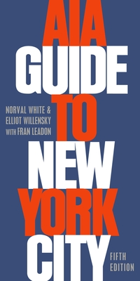 AIA Guide to New York City Cover Image
