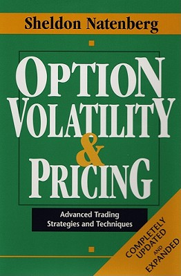 Option Volatility & Pricing: Advanced Trading Strategies and Techniques Cover Image