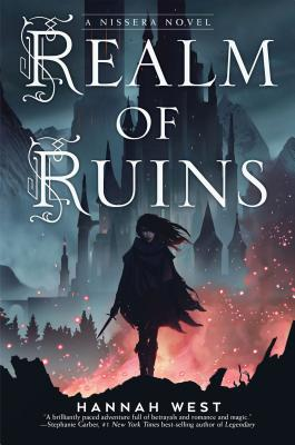 Realm of Ruins: A Nissera Novel (The Nissera Chronicles #2) Cover Image