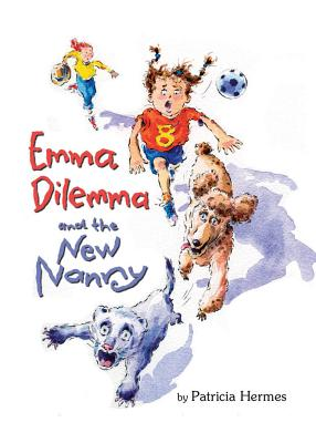 Emma Dilemma and the New Nanny Cover