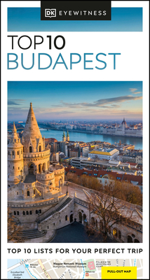 DK Eyewitness Top 10 Budapest (Pocket Travel Guide) Cover Image