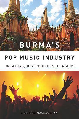 Burma's Pop Music Industry Cover