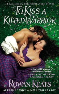 To Kiss a Kilted Warrior Cover