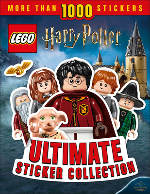 LEGO Harry Potter Ultimate Sticker Collection: More Than 1,000 Stickers Cover Image