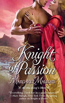 Cover for Knight of Passion (All the King's Men #3)