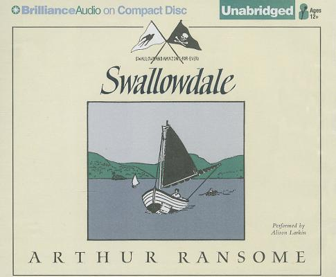 Swallowdale (Swallows and Amazons #2) Cover Image
