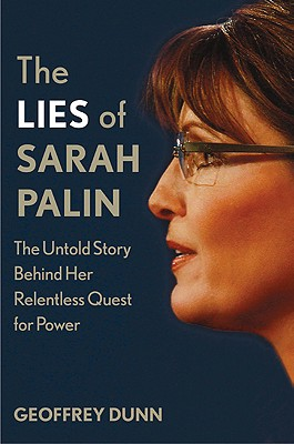 The Lies of Sarah Palin Cover