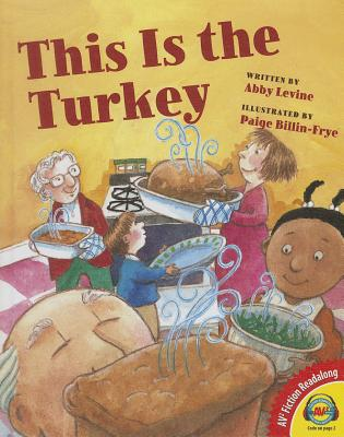 This Is the Turkey (AV2 Fiction Readalong #118) Cover Image