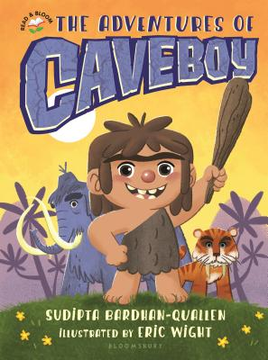 The Adventures of Caveboy Cover Image