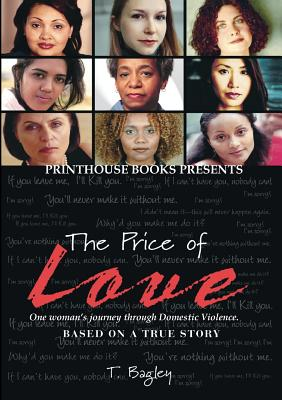 The Price of Love; One Woman's Journey Through Domestic Violence. Cover