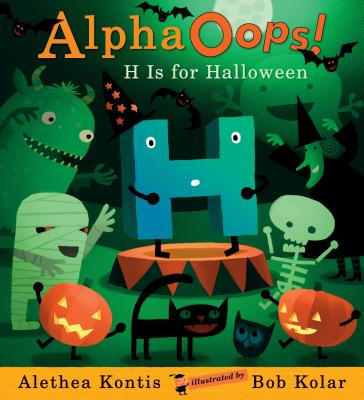 Alphaoops: H Is for Halloween Cover Image