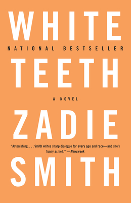 White Teeth (Vintage International) Cover Image