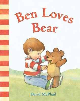 Ben Loves Bear Cover