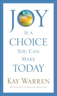 Joy Is a Choice You Can Make Today Cover Image