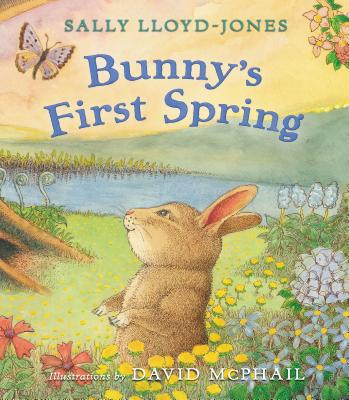 Bunny's First Spring Cover