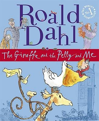 Giraffe and the Pelly and and Me Cover