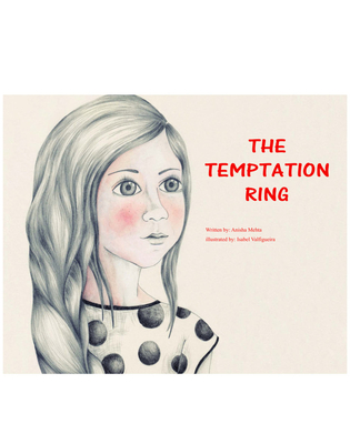 Cover for The Temptation Ring