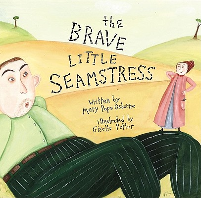 The Brave Little Seamstress Cover