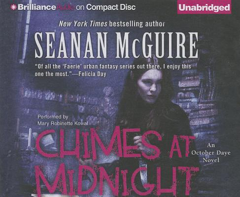 Chimes at Midnight (October Daye Novels) Cover Image