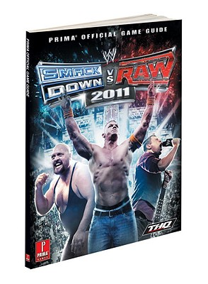 WWE Smackdown v RAW 2011 Cover