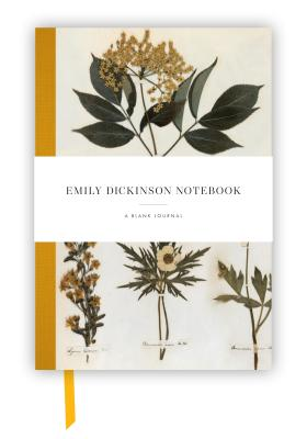 Emily Dickinson Notebook: a blank journal inspired by the poet's writings and gardens Cover Image