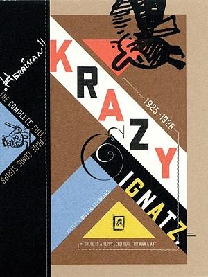 Krazy & Ignatz 1925-1926 Cover
