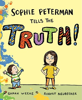Sophie Peterman Tells the Truth! Cover