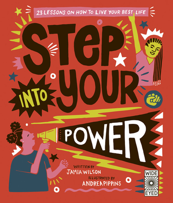 Step Into Your Power: 23 lessons on how to live your best life Cover Image
