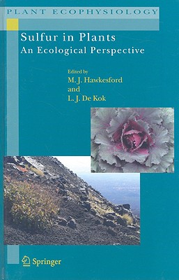 Sulfur in Plants: An Ecological Perspective (Plant Ecophysiology #6) Cover Image