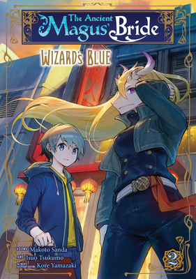 The Ancient Magus' Bride: Wizard's Blue Vol. 2 Cover Image