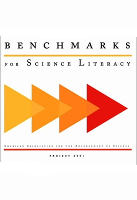 Benchmarks for Science Literacy Cover Image