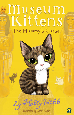 The Mummy's Curse (Museum Kittens #2) Cover Image