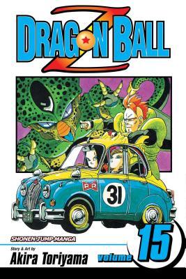 Dragon Ball Z, Vol. 15 cover image