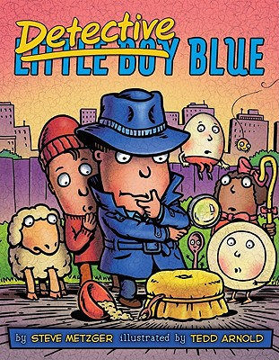 Detective Blue Cover