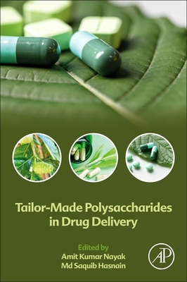 Tailor-Made Polysaccharides in Drug Delivery Cover Image