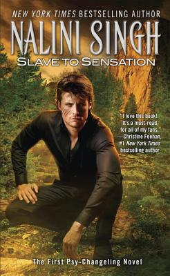 Slave to Sensation (Psy-Changeling Novel, A #1) Cover Image