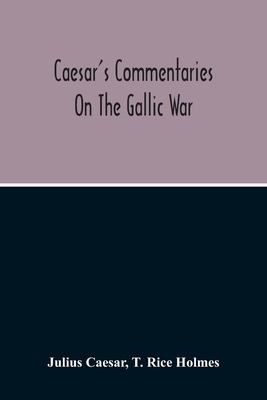 Commentaries On The Gallic War Cover Image