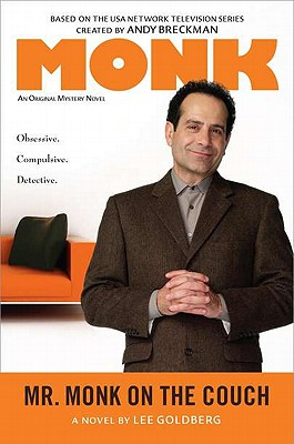 Mr. Monk on the Couch Cover Image