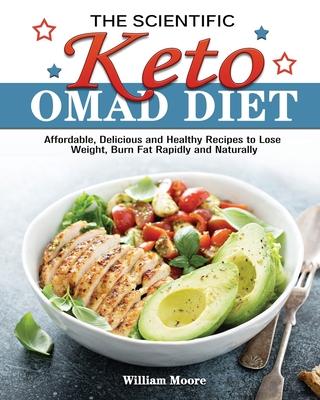 The Scientific Keto OMAD Diet Cover Image