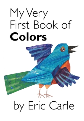 My Very First Book of Colors Cover Image