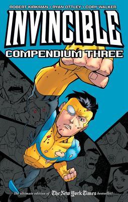 Invincible Compendium Volume 3 Cover Image