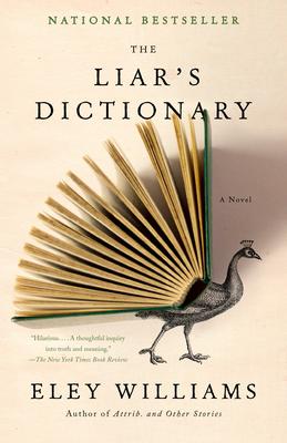 The Liar's Dictionary: A Novel Cover Image