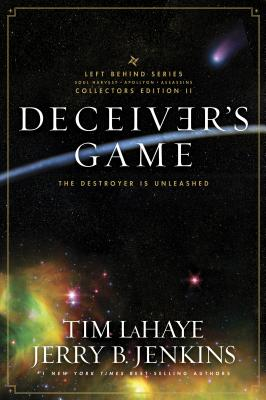 Deceiver's Game (Left Behind Series Collectors Edition #2) Cover Image