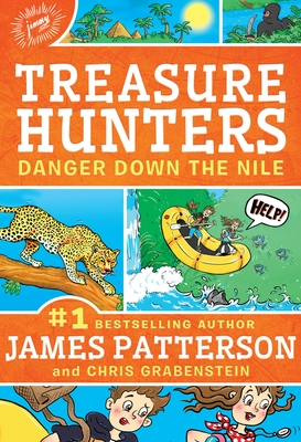 Treasure Hunters: Danger Down the Nile Cover Image