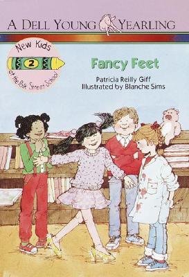 Fancy Feet Cover