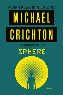 Sphere: A Novel Cover Image