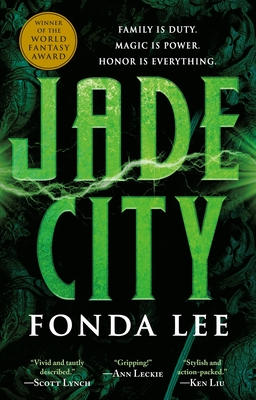 Jade City (The Green Bone Saga #1) Cover Image