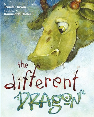 The Different Dragon Cover