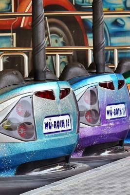 Bumper Cars Notebook Cover Image