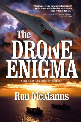 The Drone Enigma Cover